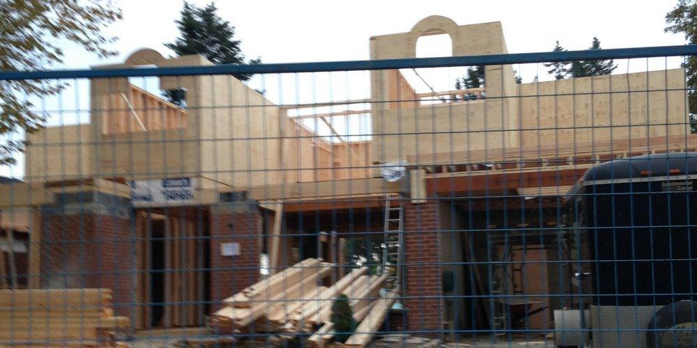 Toronto design build home - exterior during build phase.jpeg