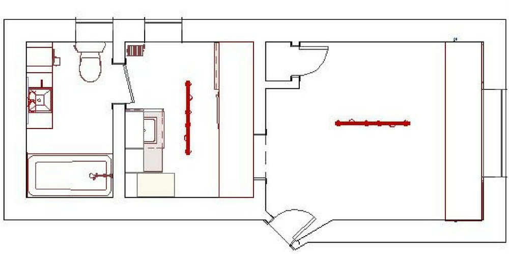 Toronto home floor plan-living room-kitchen-bathroom.jpg