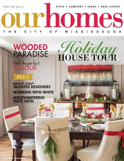 25 | ourhomes WINTER 2016