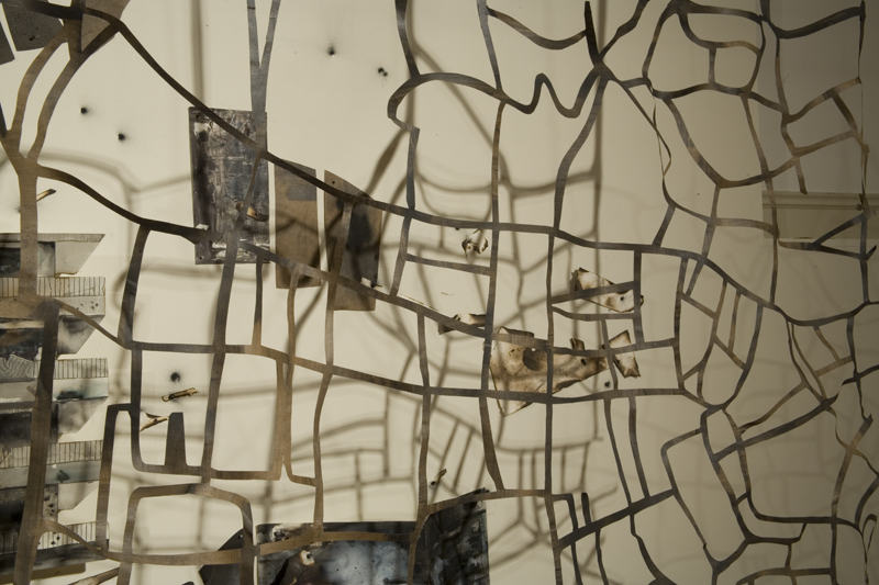 Portner_Maya_and_Reem_Bassous_Negotiating_Dystopia_detail3_paper_mixed_media_folded_cut_14x30feet_2012_theartist.jpg