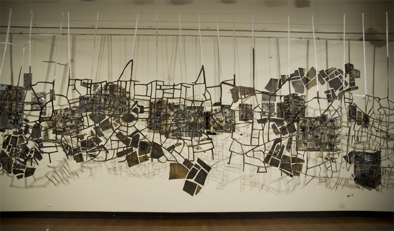 Portner_Maya_and_Reem_Bassous_Negotiating_Dystopia_detail5_paper_mixed_media_folded_cut_14x30feet_2012_theartist.jpg