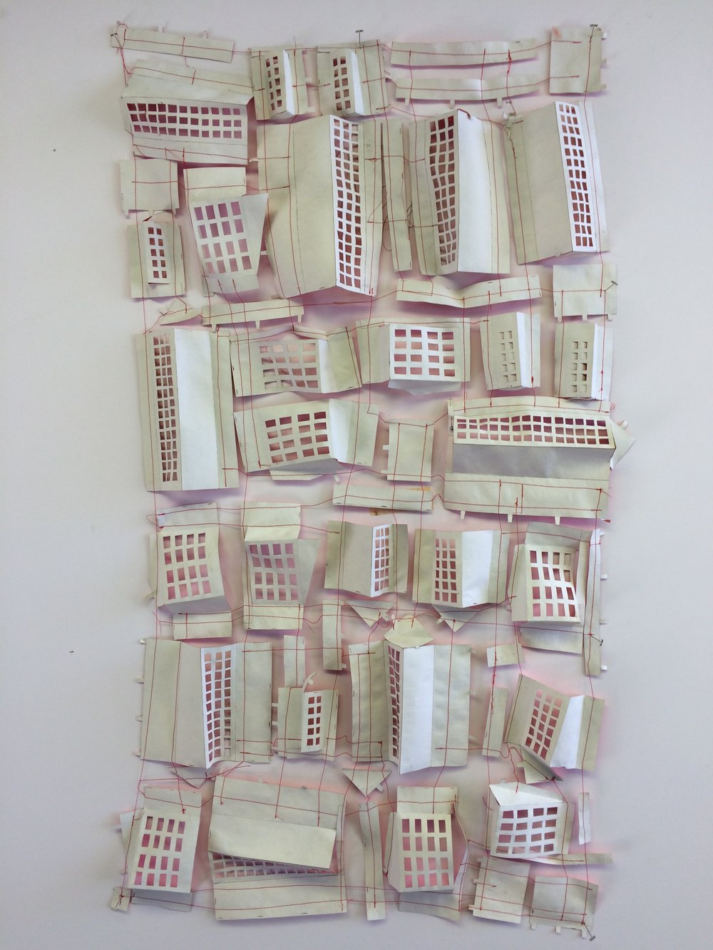 City in Stitches, 2016
