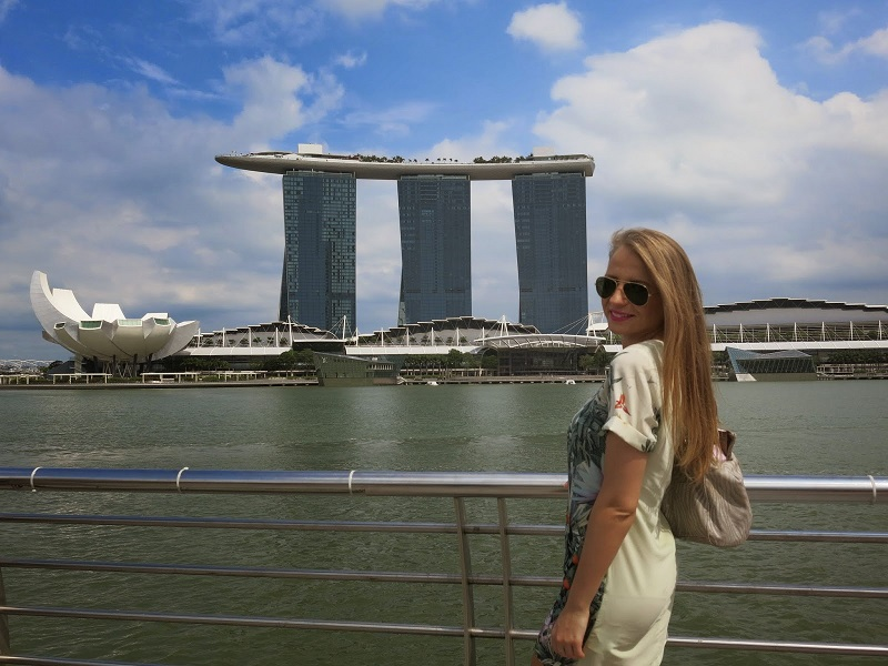 all you need is to visit Singapore...