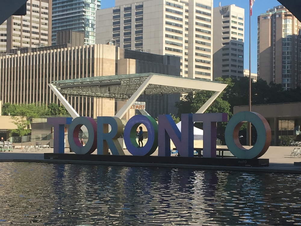 all you need is to visit Toronto and enjoy this city!