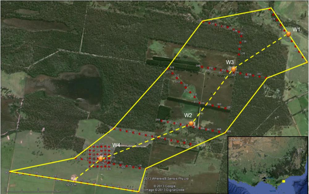 Figure 4 - Site Map