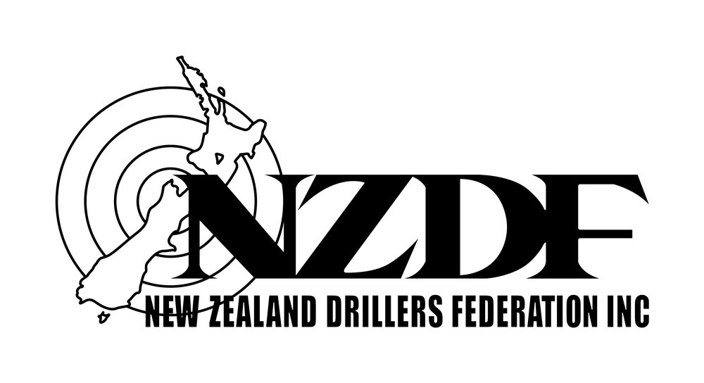 We are now members - Of the New Zealand Drilling Federation
