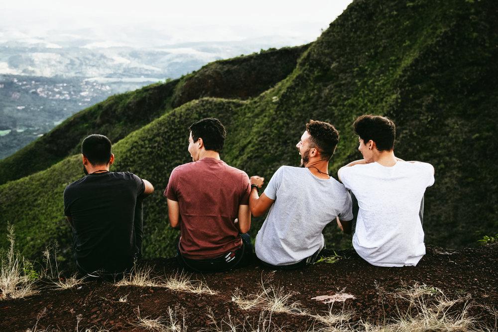 MEN'S GROUPS -