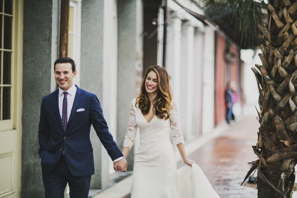 New Orleans Wedding Planners Daniel + Tracy