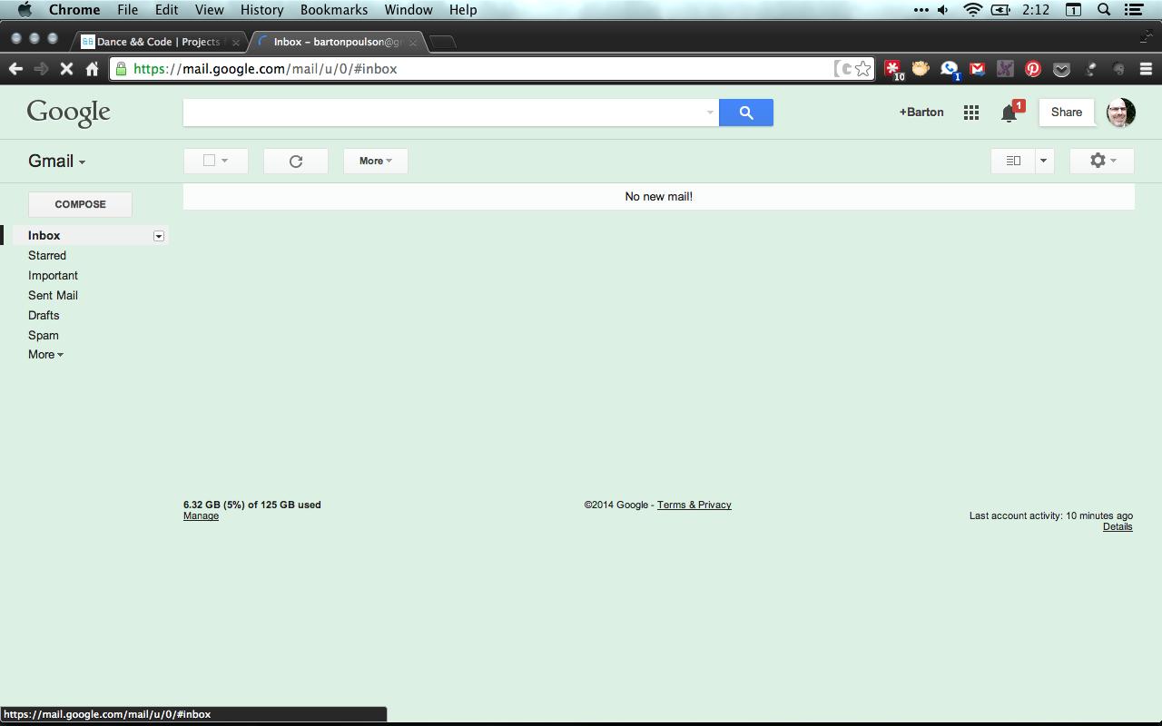 Inbox Zero - 2014-02-01 02-13