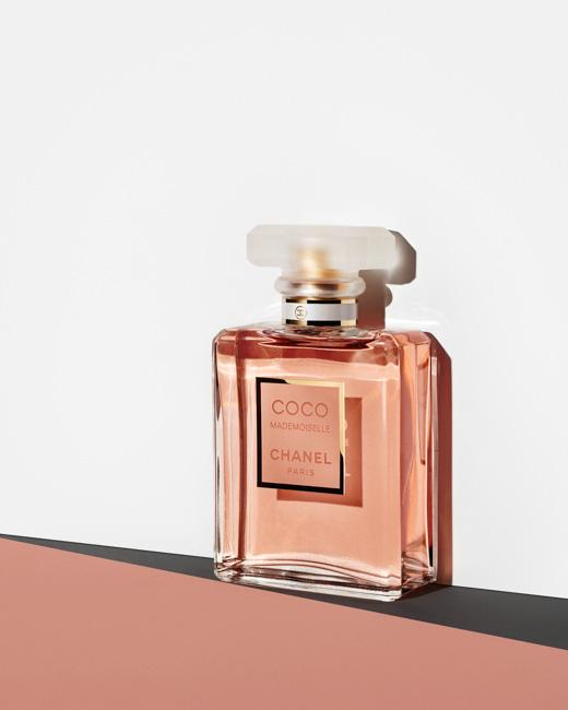 jarren vink coco chanel mademoiselle perfume