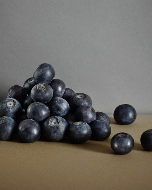 jarren vink blueberry blueberries fruit still life