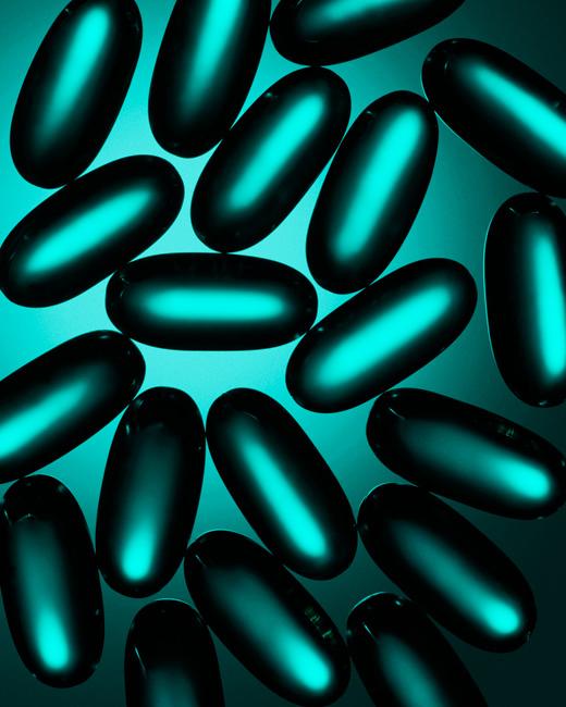 jarren vink medicine medicinal advil pill gelcap still life