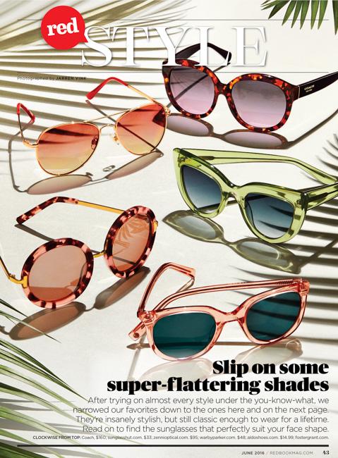 jarren vink redbook sunglasses