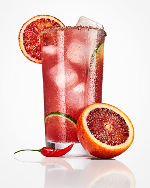 jarren vink men's fitness cocktail drink beverage blood orange food