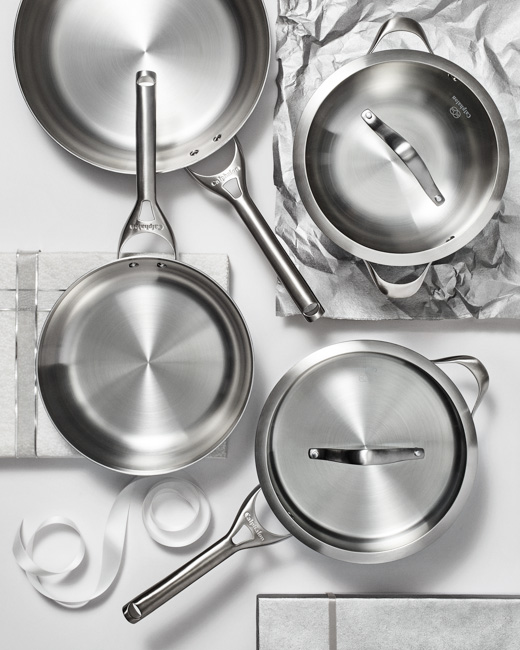 jarren vink brides magazine holiday presents pots and pans
