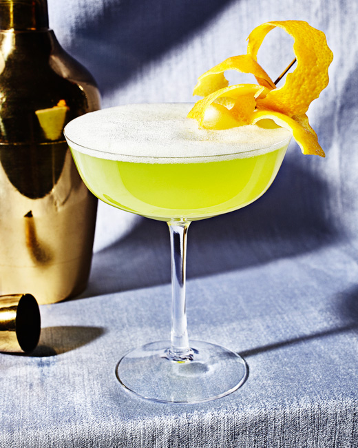 jarren vink victoria granof still life cocktail lemon drop