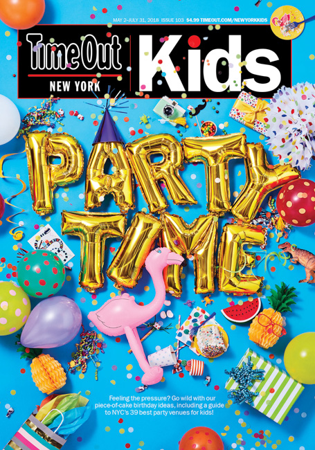 jarren vink time out new york kids cover party time