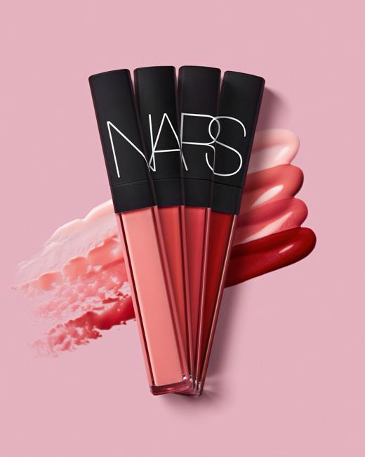 jarren vink nars cosmetics lip gloss