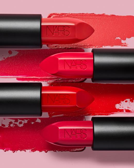 jarren vink nars cosmetics lipstick