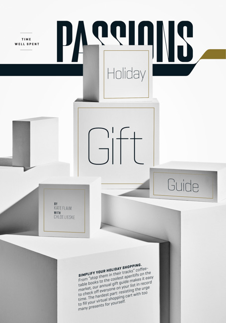 jarren vink fortune magazine holiday gift guide
