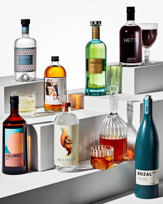 jarren vink fortune magazine holiday gift guide liquor hetta koval bozal mexcal italicus nobushi seedlip escubac