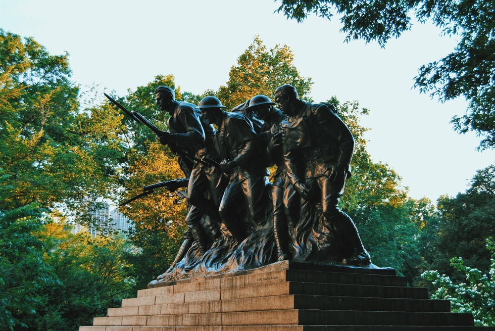 107th Infantry Central Park