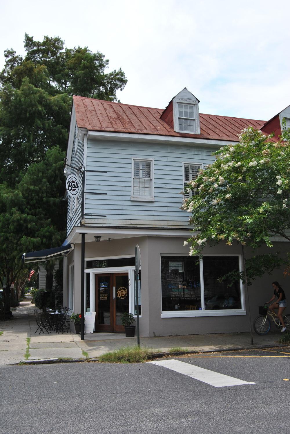 60 Bull Cafe Charleston