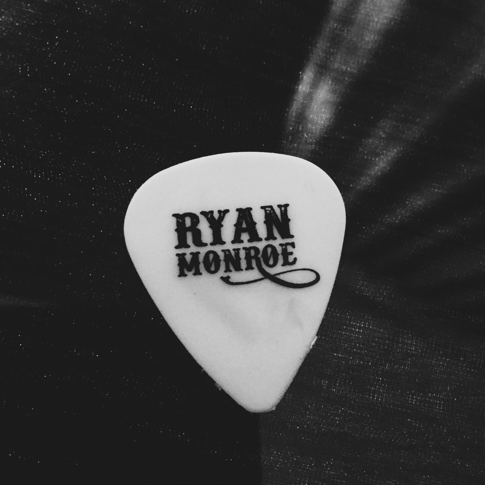 Ryan Monroe Guitar Pick