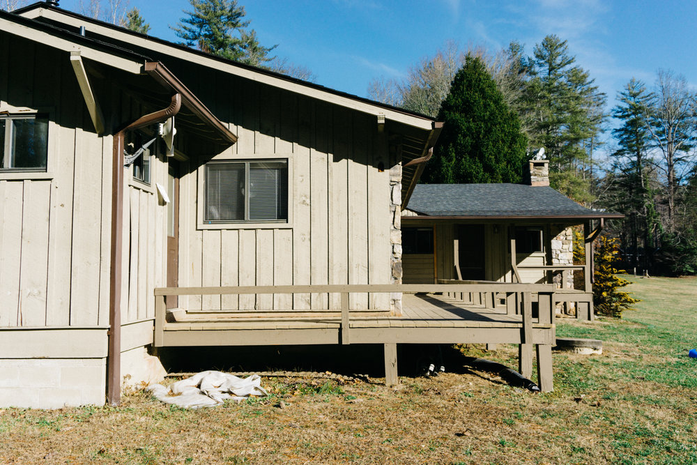 Kanuga Youth Cabin