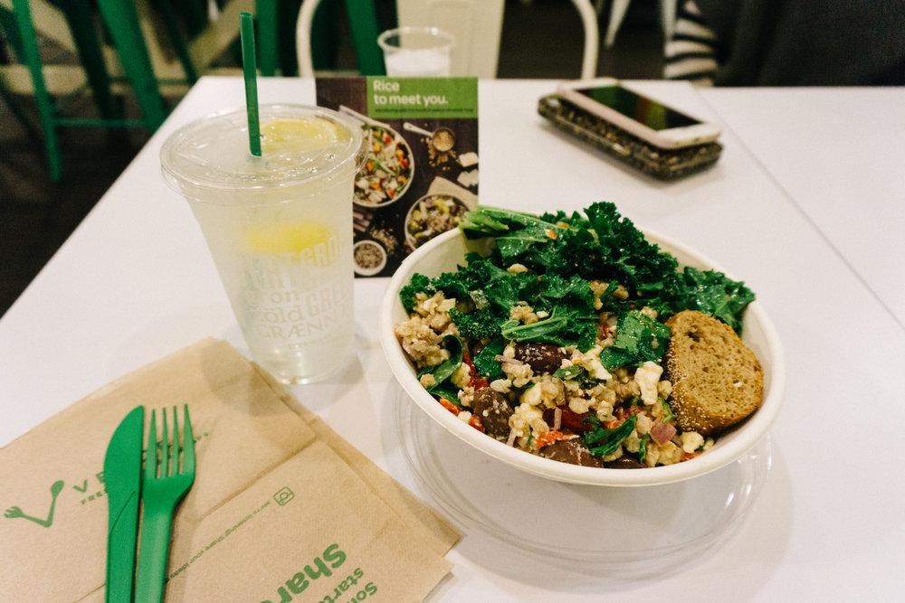 Verde Salad Bowl