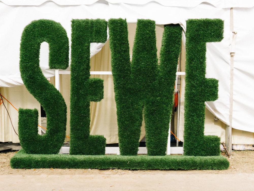 SEWE 2017 Topiary Banner