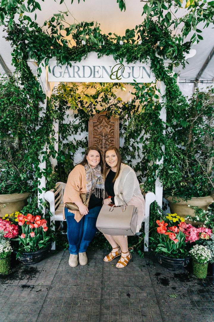 Garden and Gun 2017 SEWE booth