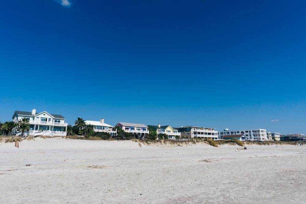 Isle of Palms Beach Charleston