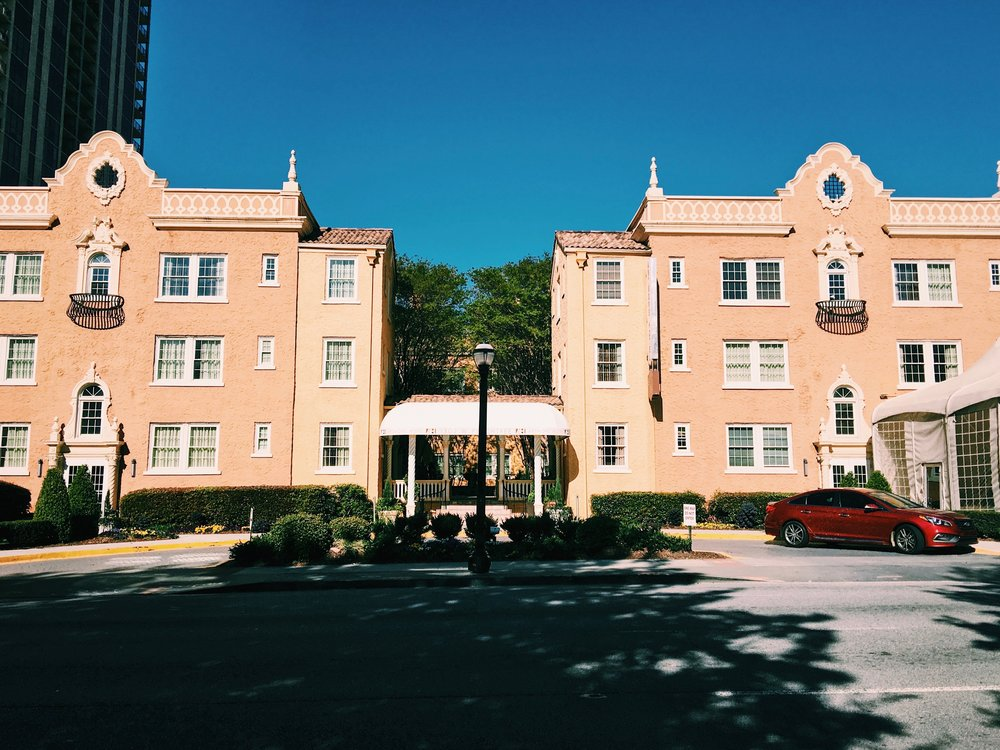 Artmore hotel midtown Atlanta