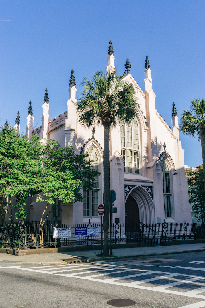 Hugenot Church in Charleston, SC