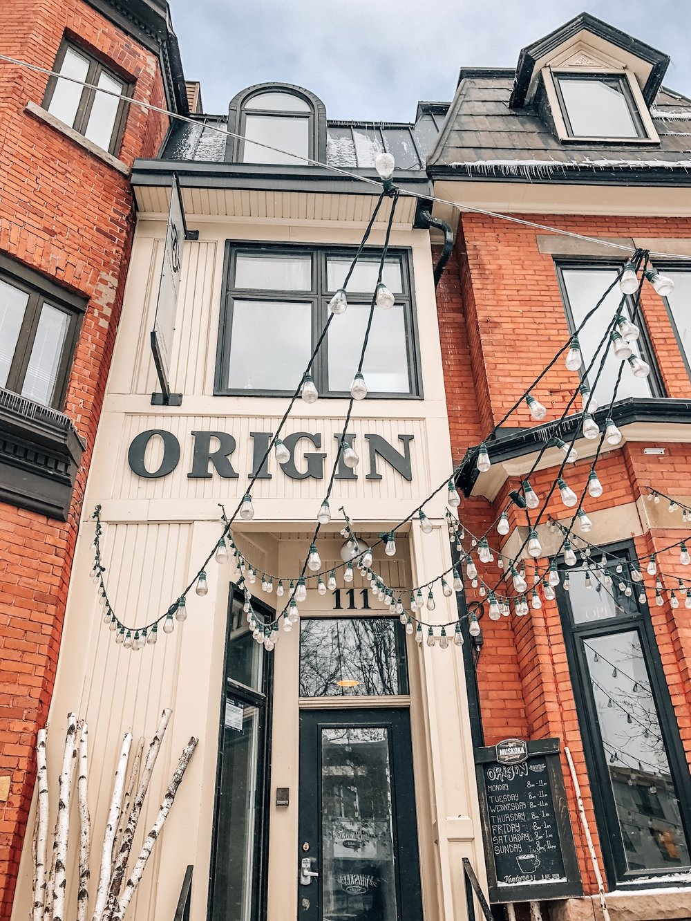 Origin Trade Co. Coffee in Ottawa, ON