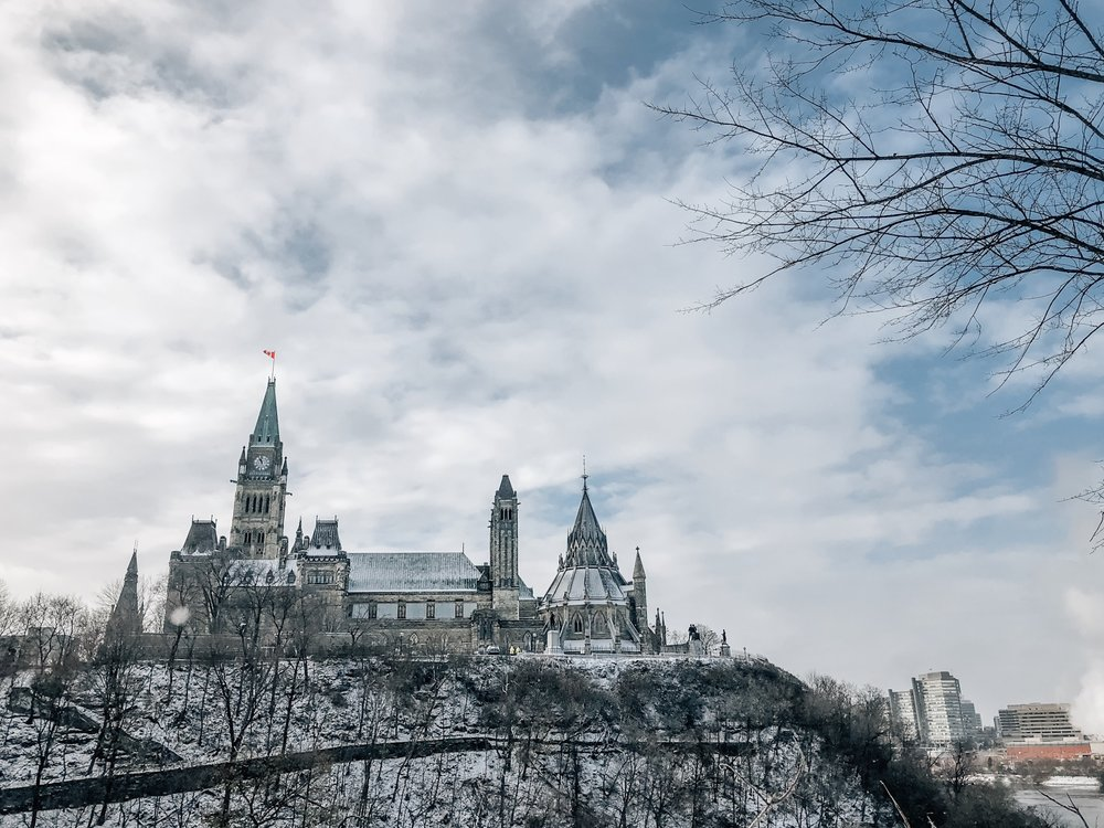 Parliament Hill from Major's Hill Park
