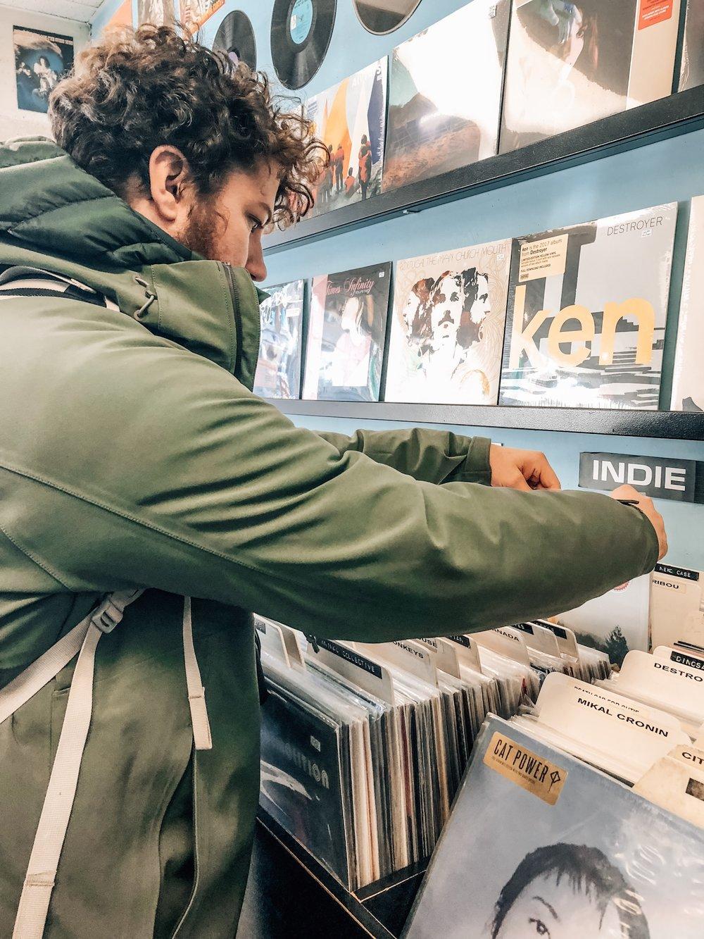 Vertigo Records Ottawa