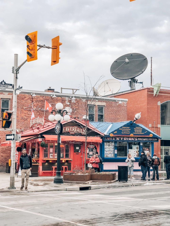 BeaverTails in Ottawa's ByWard Market