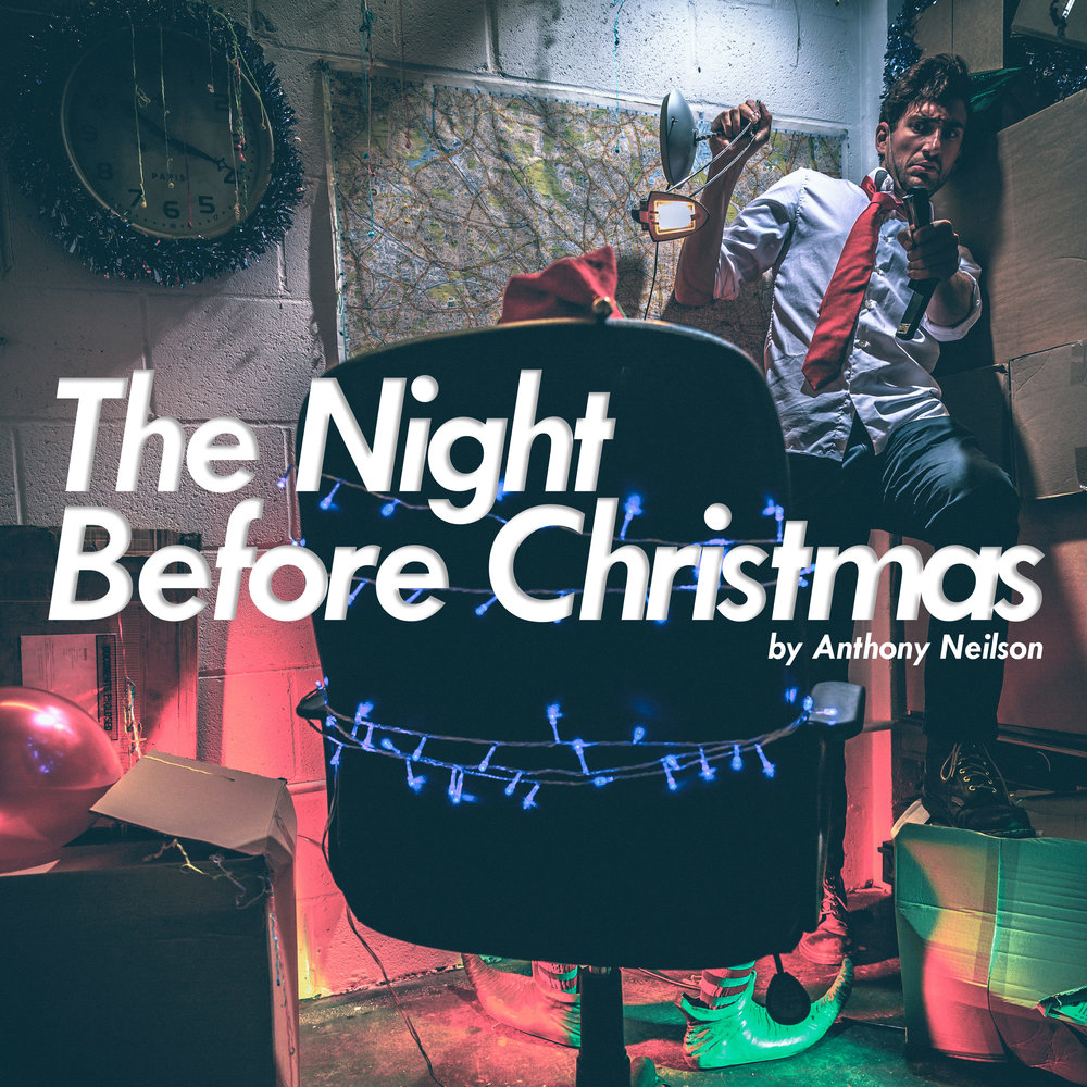 check out our cheeky trailer warning contains swearing and scenes of a sexual elfy nature - The Night Before Christmas Trailer