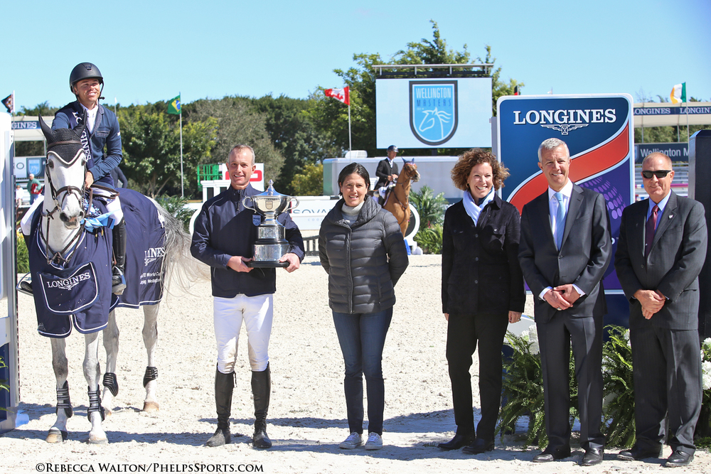Kent Farrington Charlie Jacobs Carmen Barrera Katie Jacobs Robinson Louis Jacobs and Michael Morrissey.jpg