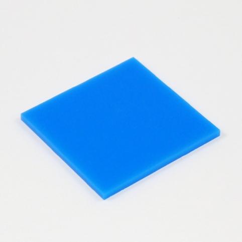 Blue Acrylic
