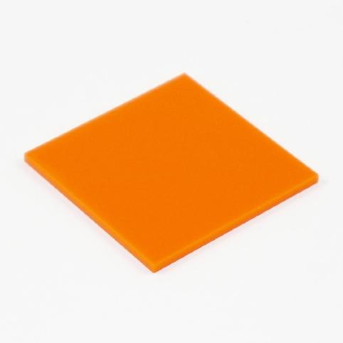 Orange Acrylic