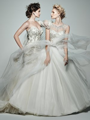 8261055b0e3 If you re a bride that s done her research on bridal dresses you may find  yourself familiar with the name Maggie Sottero but let s talk Sottero    Midgley.