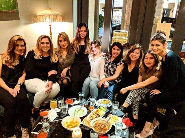 A girls night out with all of the ladies from BoLee Bridal Couture!  So much fun💃🏻 . . . @boleebridalcouture #boleebc #boleebride #bayareabride #bayareabridal #bridalboutique #bridalcouture #californiabride #bridal #wedding #weddings #bayareawedding #bayareaweddings #weddingdress #dreamdress #weddingdresses #weddinggown #bridalfashion #weddingfashion #bridalgown #bridalstyle #weddingstyle #bridalshop #bridalstore #weddinginspiration #2019