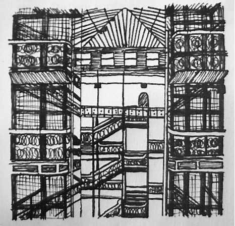 L.A. Architecture: The Bradbury Building