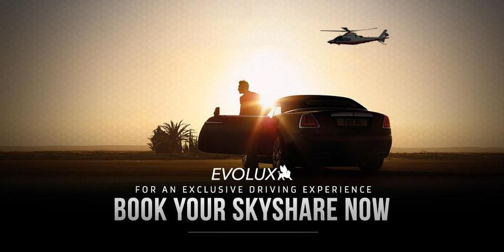 Evolux - Uber for Skies