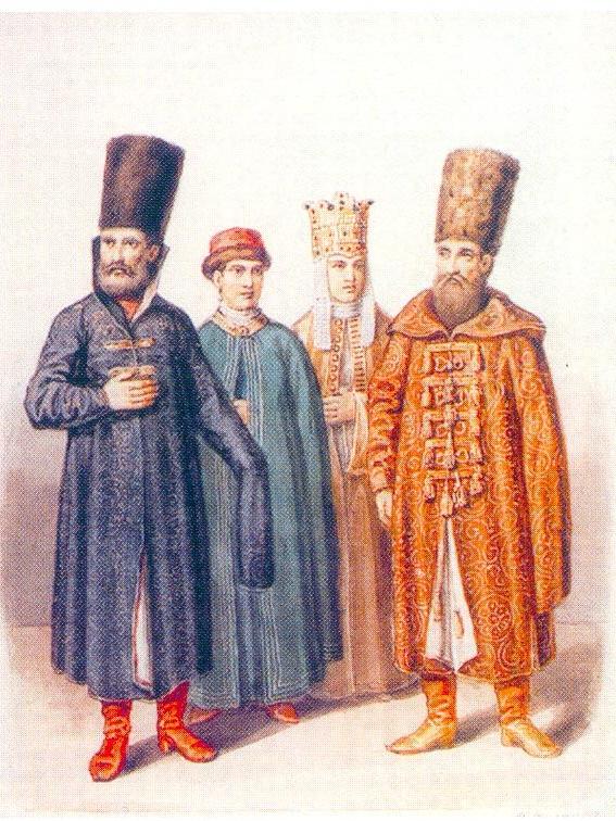 Бояре 17 века, Федор Солнцев