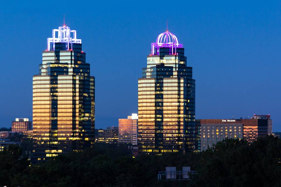 KING & QUEEN BUILDINGS, SANDY SPRINGS, GA