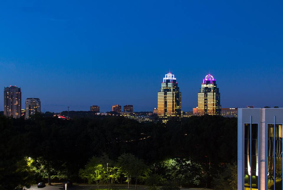 TWILIGHT KING AND QUEEN BUILDINGS, SANDY SPRINGS, GA